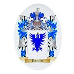 Bouillot Ornament (Oval)