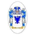 Bouillon Sticker (Oval 50 pk)