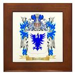 Bouillon Framed Tile