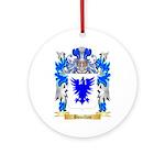 Bouillon Ornament (Round)
