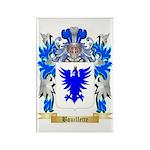 Bouillette Rectangle Magnet (100 pack)