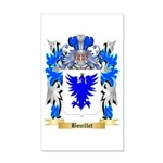 Bouillet 20x12 Wall Decal