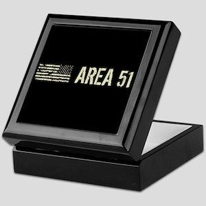 Black Flag: Area 51 Keepsake Box