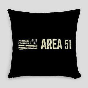 Black Flag: Area 51 Everyday Pillow