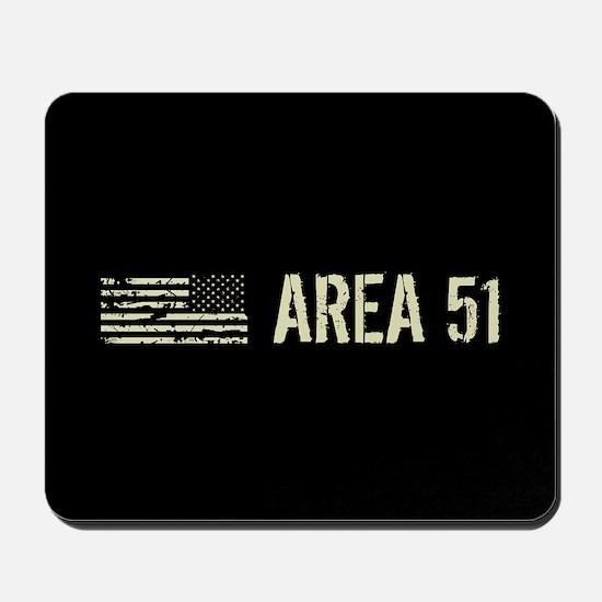 Black Flag: Area 51 Mousepad