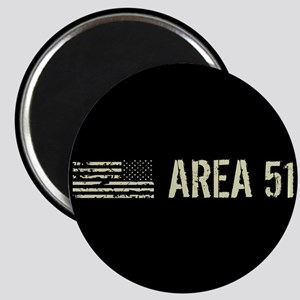 Black Flag: Area 51 Magnet