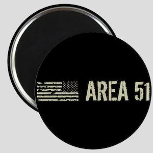 Black Flag: Area 51 Magnet
