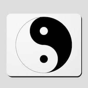 Tai Chi Yin Yang Mousepad