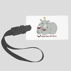 Winoceros Luggage Tag
