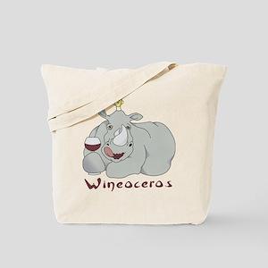 Winoceros Tote Bag