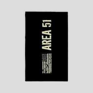 Black Flag: Area 51 Area Rug