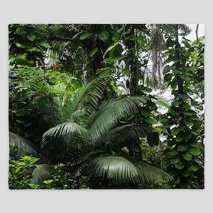 Tropical Rainforest King Duvet