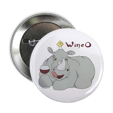 """Wine O 2.25"""" Button"""