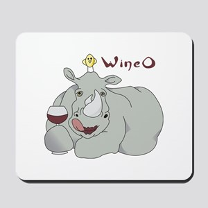 Wine O Mousepad