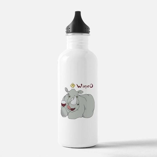 Wine O Water Bottle
