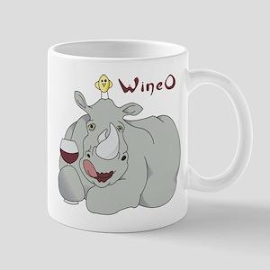 Wine O Mug