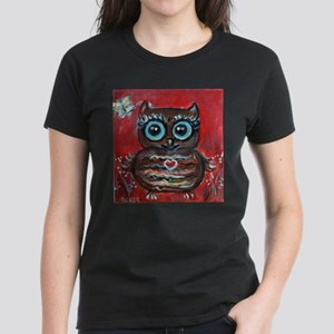 Owl eyes butterfly T-Shirt
