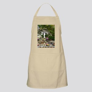 Our Lady of Lourdes Shrine in the Fall Apron
