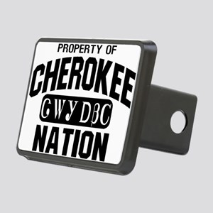 Property of Cherokee Nation Hitch Cover