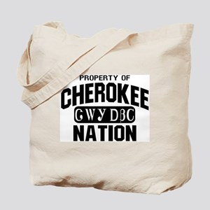 Property of Cherokee Nation Tote Bag