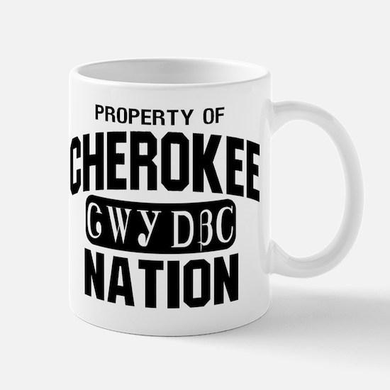 Property of Cherokee Nation Mug