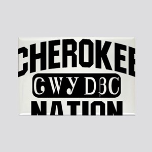 Property of Cherokee Nation Rectangle Magnet