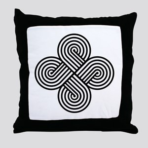 Cherokee Four Directions Throw Pillow