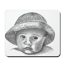 Illustration of Cindy Mousepad