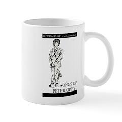 Peter Sunday Finery Small Mugs