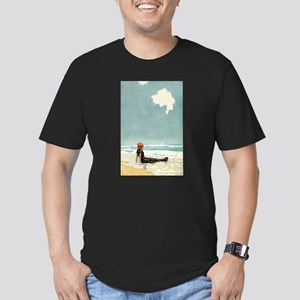 Endless Summer Men's Fitted T-Shirt (dark)