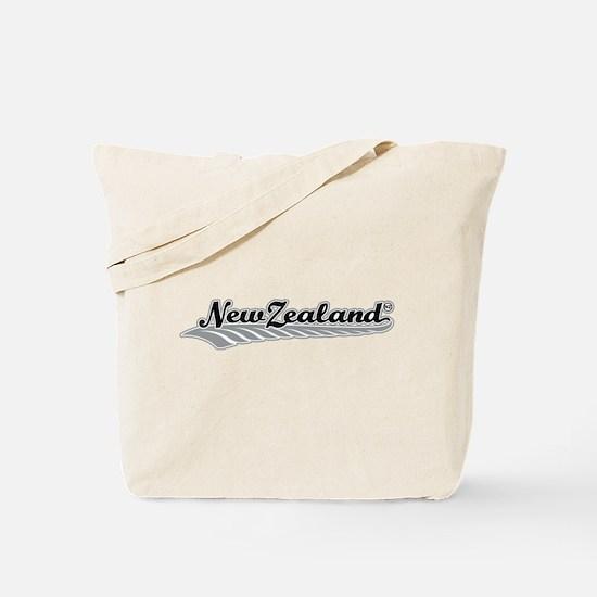 New Zealand Fern Swish Tote Bag