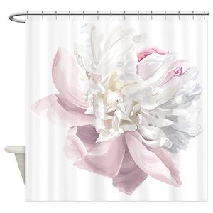 Peony Shower Curtains