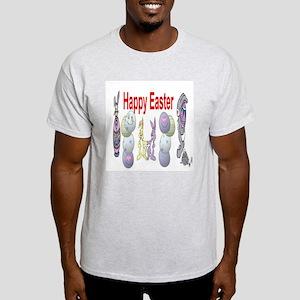 Easter Eggs Light T-Shirt