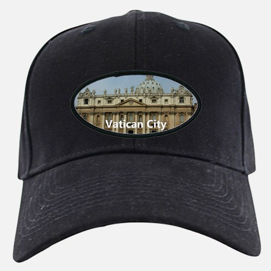 Vatican City Baseball Hat