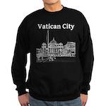 Vatican City Sweatshirt (dark)