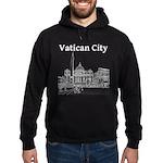 Vatican City Hoodie (dark)