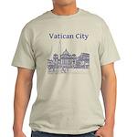 Vatican City Light T-Shirt