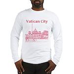 Vatican City Long Sleeve T-Shirt