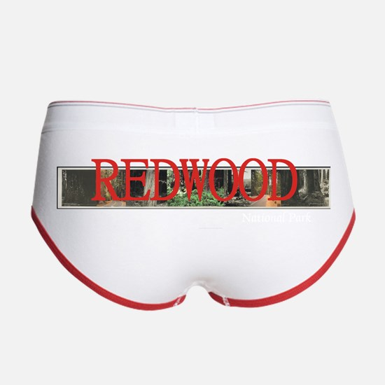 Redwood Americasbesthistory.com Women's Boy Brief