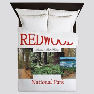 Redwood Americasbesthistory.com Queen Duvet