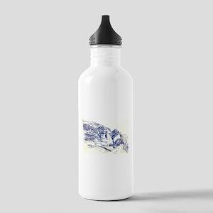 Crawling Water Bottle