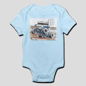 Wheel stand Body Suit