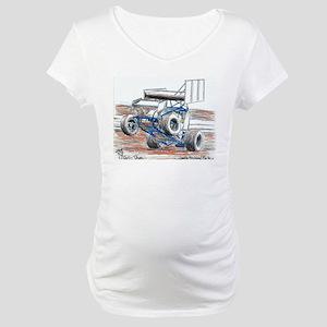 Wheel stand Maternity T-Shirt