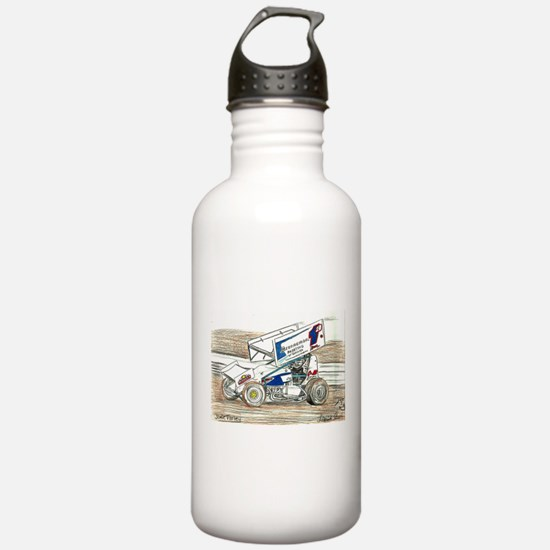 Sprints at Lincoln Water Bottle