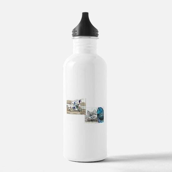 The Allen Gang Water Bottle