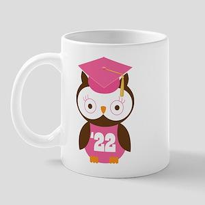 2022 Owl Graduate Class Mug