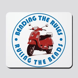 Ruling the Bends Mousepad