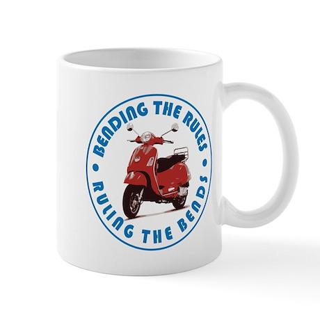 Ruling the Bends Mug