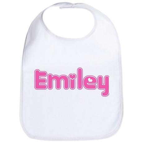 """Emiley"" Bib"
