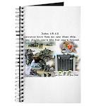 1-25 fallen 15:13 Journal